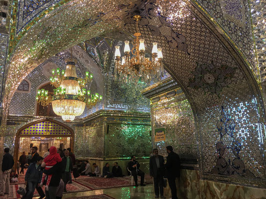 Mausoleum von Shah Cheraq