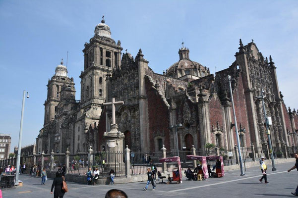 Sightseeing Tour in Mexiko-City