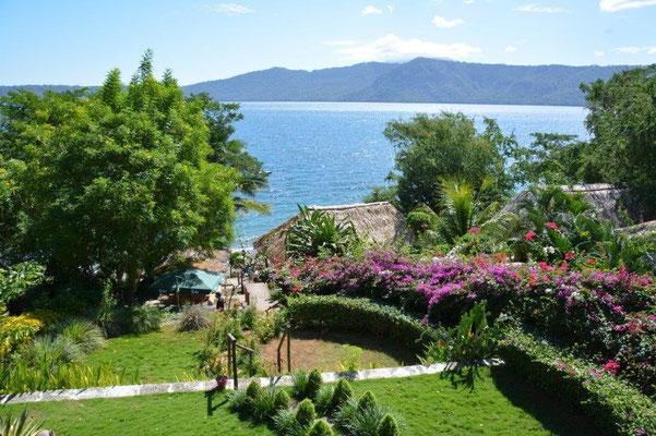 Hotel Paradiso an der Laguna Apoyo