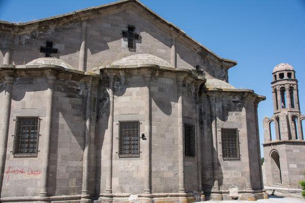 Kirche in Derinkuyu