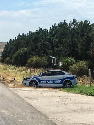 Polizei Attrappe