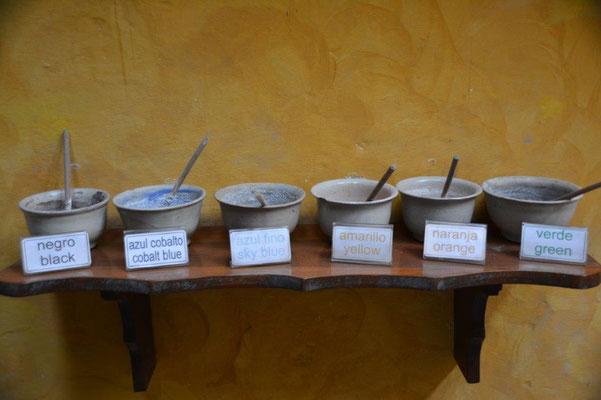 Puebla - Pottery Uriarte Talavera