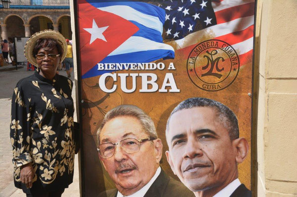 Willkommen in Kuba