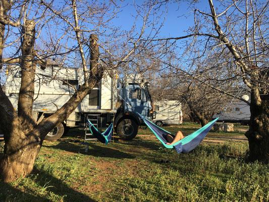 Schöner Campground