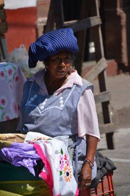 Patzcuaro - Market