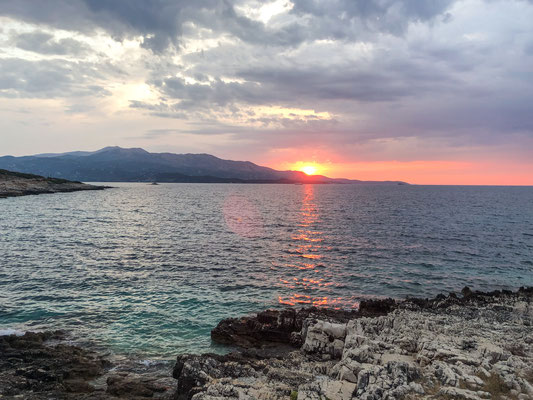 Ksamil Beach