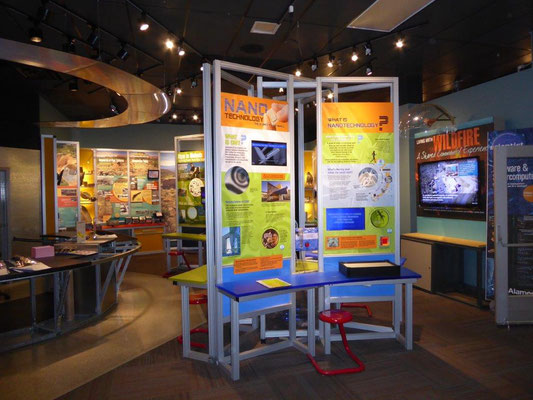 Science Museum in Los Alamos