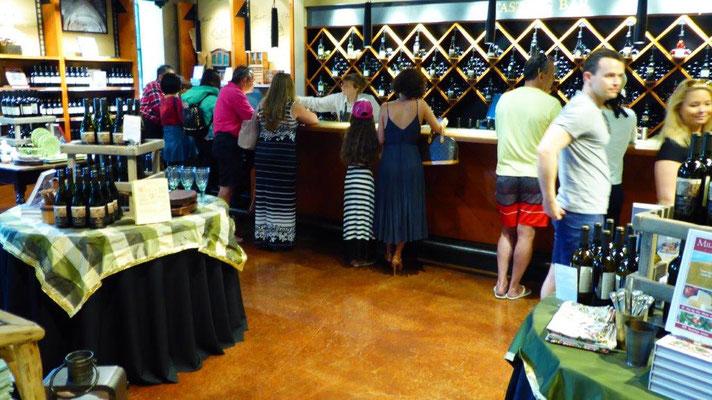 Weingut im Okanagan Valley