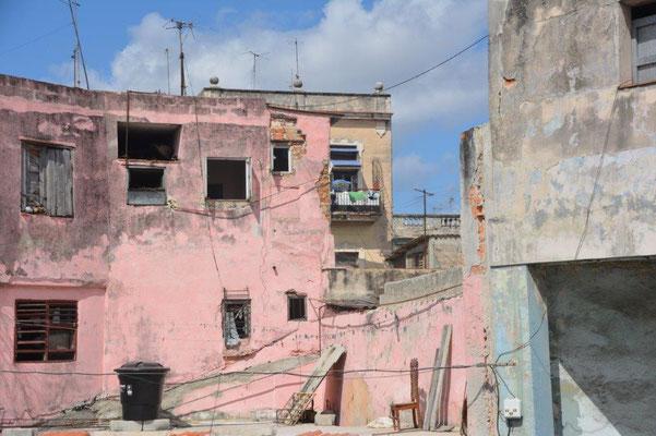 Havanna - so sieht es in den Hinterhöfen aus