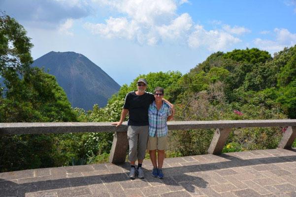 Wanderung am Cerro Verde
