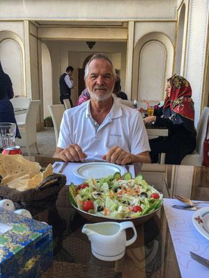 Mittagessen in stilvollem Ambiente