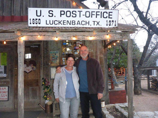 Welcome to Luckenbach