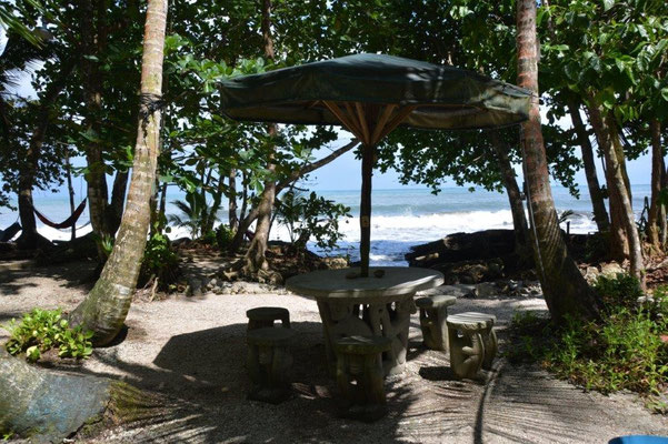 Overnight place in Cahuita
