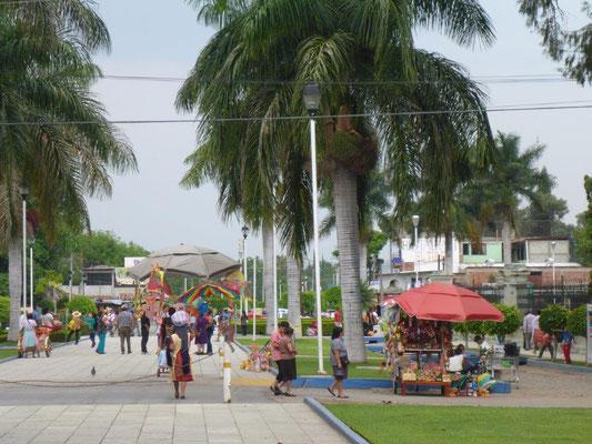 Der Park in Tule
