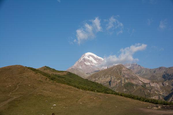 Kasbek 5033m
