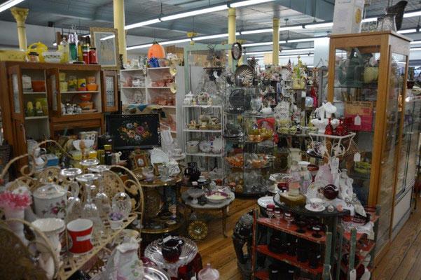 Hillcountry - Wer Flohmarkt liebt ist hier richtig
