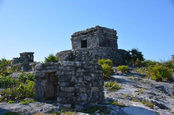 Maya Stätte Tulum