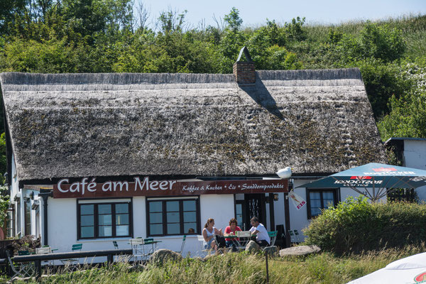 On the island of Rügen
