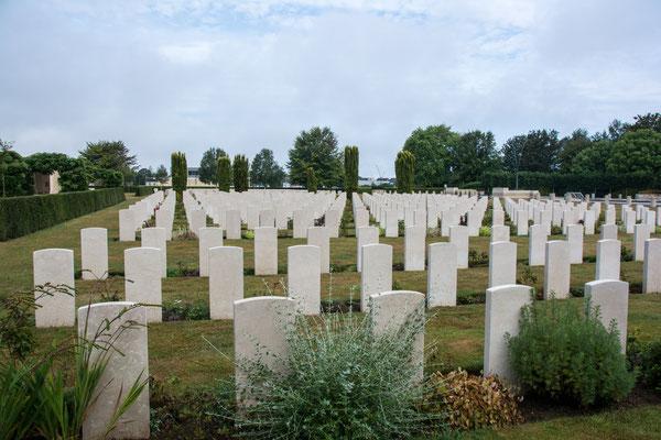 Bayeux - Britischer Soldatenfriedhof