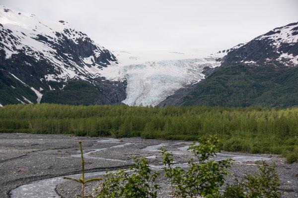 Exit Gletscher