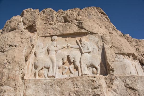 Felsengräber von Naqsch-e Rostam