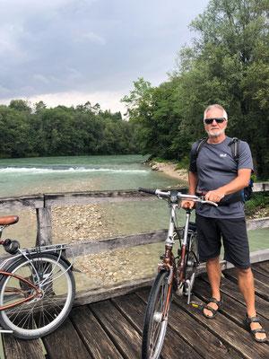 Radl Tour nach Bled