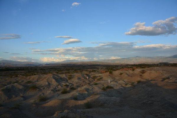 Die Wüste von Tatacoa