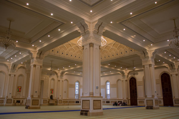 Moschee in Salalah