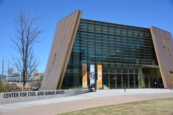 Atlanta - Center of Civil and Human Rights
