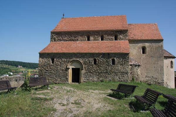 Kirchenburg in Michelsberg