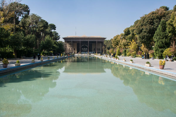Chehel Sotun Palast