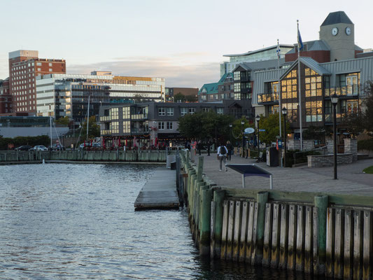 Halifax, Waterfront