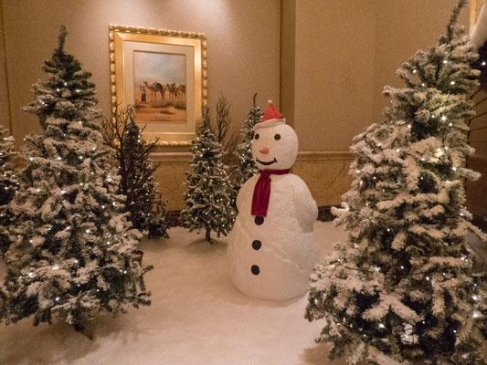 Weihnachten ist auch bald