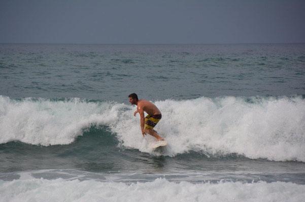 Die fast perfekte Welle