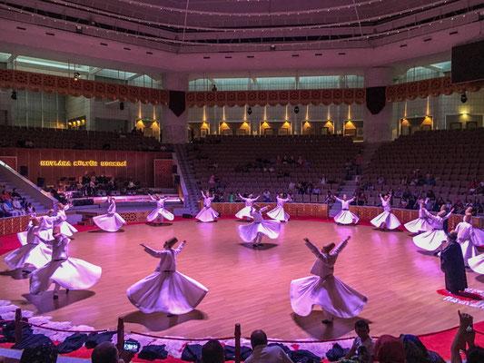 Konya - Tanz der Derwische