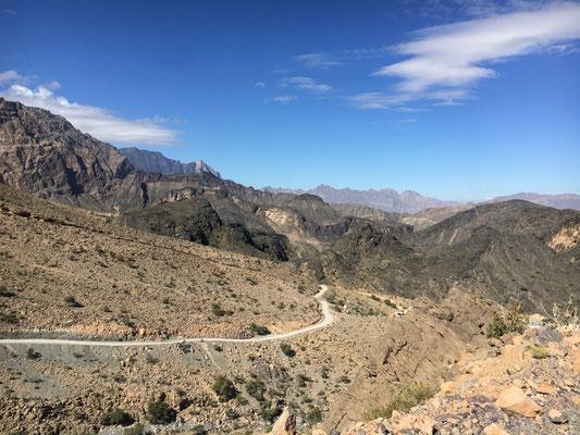 Ein Höllenritt im Wadi Al Awf / a hell of a ride at Wadi Al Awf