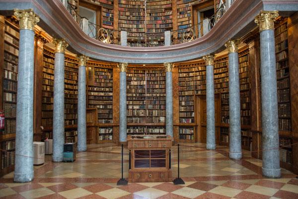 Benedektinerkloster - Bibliothek