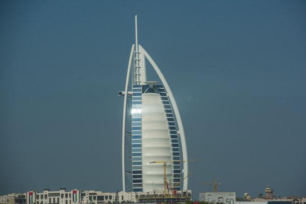Burj al Arab, 7 Sterne Luxushotel