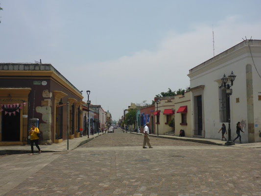 City Center of Oaxaca