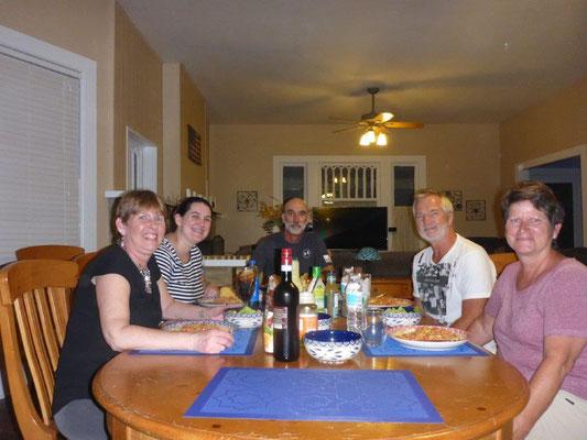 Andy und Familie