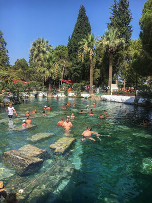 Therme in Pamukkale