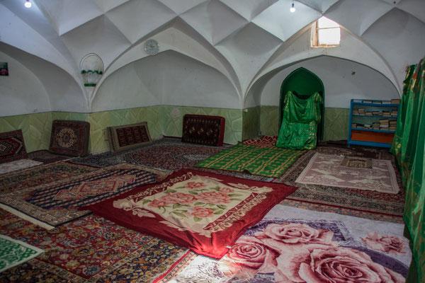 Moschee in der Ghurtanischen Zitadelle