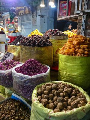 Bazar in Arbadil