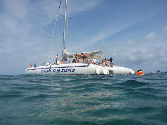 Catamaran day trip in Varadero