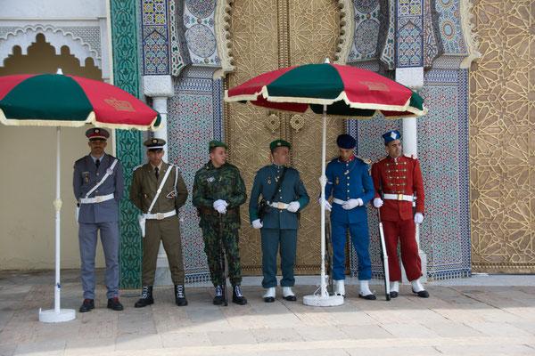 Königspalast in Fes