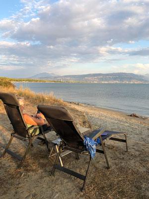 Beach bei Vlora