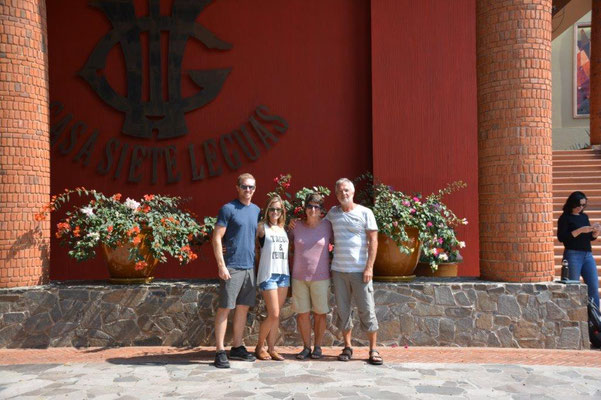 Visit of the Tequila factory in Atotonilco