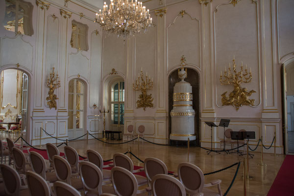 Schloss Esterhazy, Haydn Saal