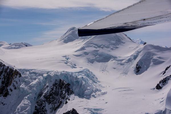 Gletscherrundflug