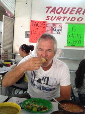 Guadalajara - Mittagspause